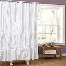 "Serena 72""x 72"" Shower Curtain"