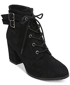 Madden Girl Theoo Lace-Up Booties