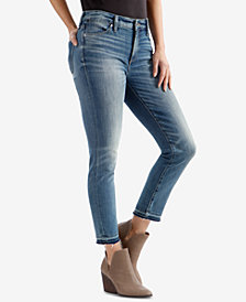 Lucky Brand Hayden Skinny Ripped Jeans