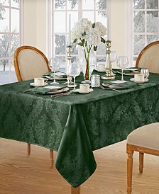 "Elrene Barcelona Damask 52"" x 70"" Tablecloth"