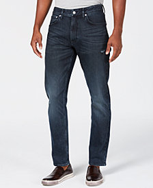 Calvin Klein Jeans  Men's Tapered-Fit Jeans
