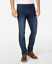 393c4662 Tommy Hilfiger Men's Straight Fit Stretch Jeans, Created for Macy's