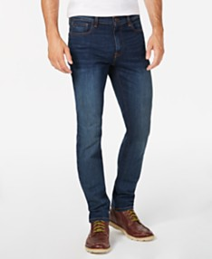 281b0cd8b Tommy Hilfiger Men's Straight Fit Stretch Jeans, Created for Macy's