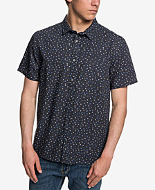 Quiksilver Men's Habashi Tropical Pocket Shirt