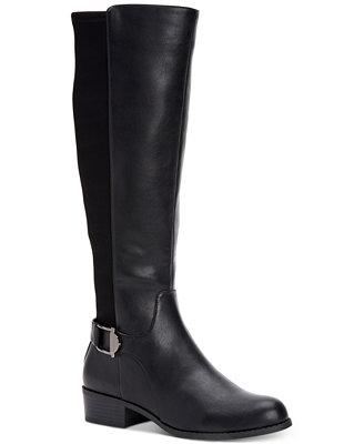 Women's Step 'n Flex Kallumm Boots, Created For Macy's by Alfani