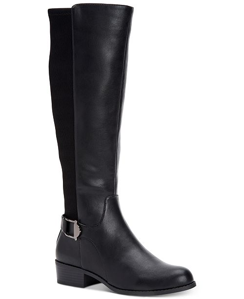 2b2c11373e9 Alfani Women s Step  N Flex Kallumm Wide-Calf Boots