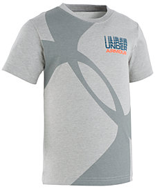 Under Armour Little Boys Dynamo Big Logo Graphic T-Shirt