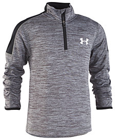 Under Armour Toddler Boys Standout Quarter-Zip Pullover