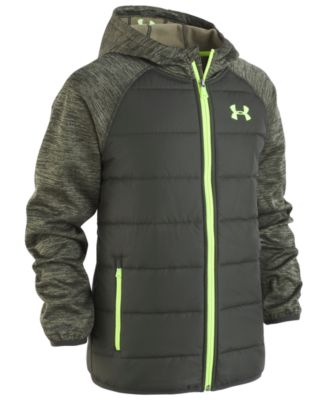 under armor jackets for kids