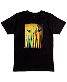 Quiksilver Big Boys Quiver Graphic Cotton T-Shirt