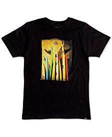Quiksilver Big Boys Quiver Graphic Cotton T-Shirt