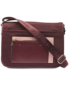 Calvin Klein Lisa Nylon Messenger