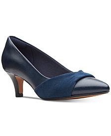 Clarks Collection Women's Linvale Vena Pumps