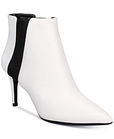 I.N.C. Irsia Ankle Booties, Created for Macy's