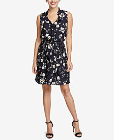 RACHEL Rachel Roy Brit Ruffled Dress, Created for Macy's