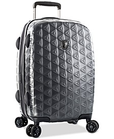 "CLOSEOUT! Motif Homme 21"" Hardside Carry-On Spinner Suitcase"