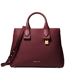 MICHAEL Michael Kors Rollins Medium Satchel
