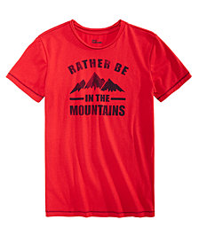 Epic Threads Big Boys Mountains Graphic T-Shirt, Created for Macy's