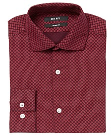 Big Boys Neat Foulard Shirt