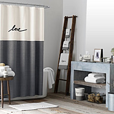 ED Ellen DeGeneres Words Bathroom Collection