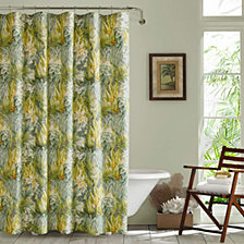 Tommy Bahama Cuba Cabana Shower Curtain
