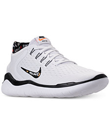 Nike Women's Free RN 2018 Just Do It Running Sneakers from Finish Line