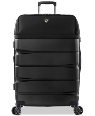 "Charge-A-Weigh 30"" Hybrid Spinner Suitcase"