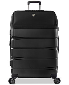 "Heys Charge-A-Weigh 30"" Hybrid Spinner Suitcase"