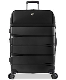 """Heys Charge-A-Weigh 30"""" Hybrid Spinner Suitcase"""