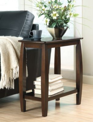 Coaster Home Furnishings Mills Transitional Side Table ...