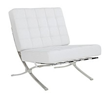 Flatbush Modern Armless Accent Chair