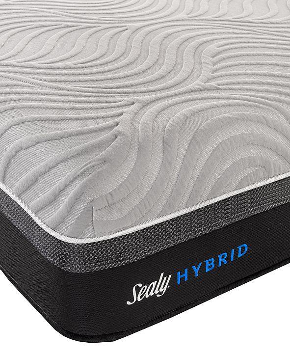 "Sealy Copper II 13.5"" Hybrid Firm Mattress- Queen"