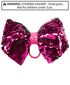 Nickelodeon Little & Big Girls Reversible Sequin JoJo Siwa Hair Bow