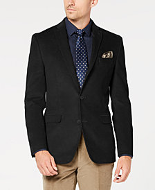 Bar III Men's Slim-Fit Stretch Corduroy Suit Jacket, Created for Macy's