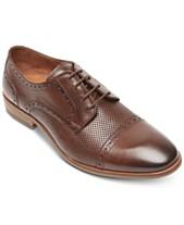 Kenneth Cole Reaction Men s Fin Lace-Up Shoes 43b1723b6e1