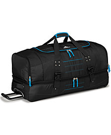 "High Sierra Acc 2.0 36"" Wheeled Duffel Bag"