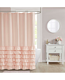"Décor Studio Fiona 72"" x 72"" Shower Curtain"
