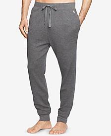 Men's Waffle-Knit Jogger Pants