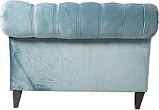 Bibiano Chaise Velvet