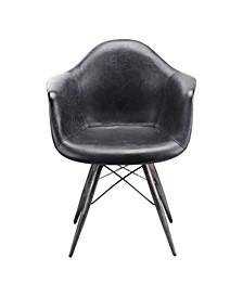 Flynn Club Chair - Black