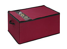 Organize it All Christmas Ornament Storage Box