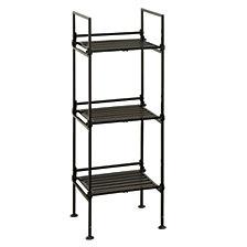 Organize it All 3 Tier Square Shelf