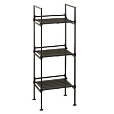 Organize it All 3 Tier Square Shelf