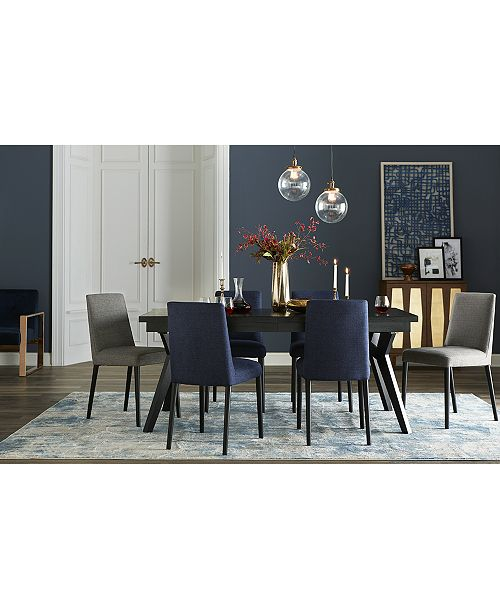 Macys Furniture Framingham: Furniture CLOSEOUT! Bensen Expandable Dining Table