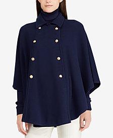 Lauren Ralph Lauren Poncho Coat