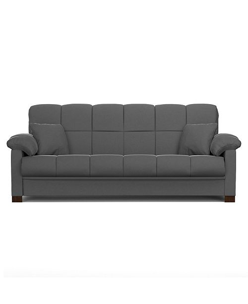 Handy Living Maurice Microfiber Convert A Couch Reviews