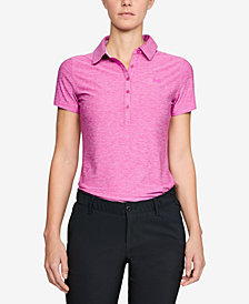 Under Armour Zinger UPF +30 Golf Polo
