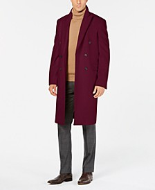 Men's Monarch X-Fit Slim-Fit Overcoat