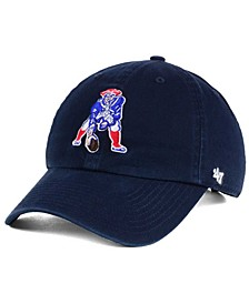 New England Patriots CLEAN UP Strapback Cap