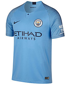 Nike Men's Manchester City Club Team Home Stadium Jersey
